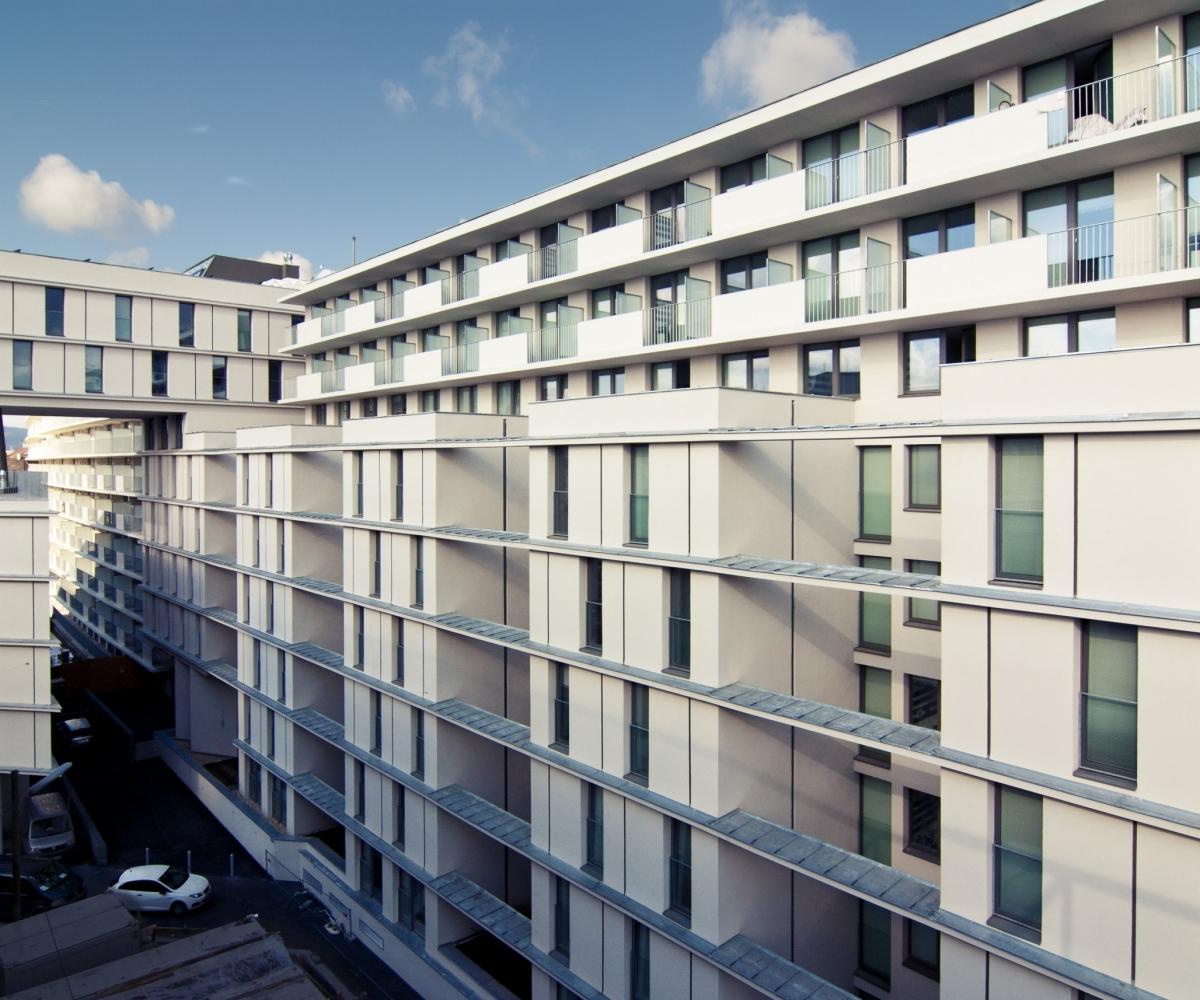 OeAD student housing von OeAD-WohnraumverwaltungsGmbH