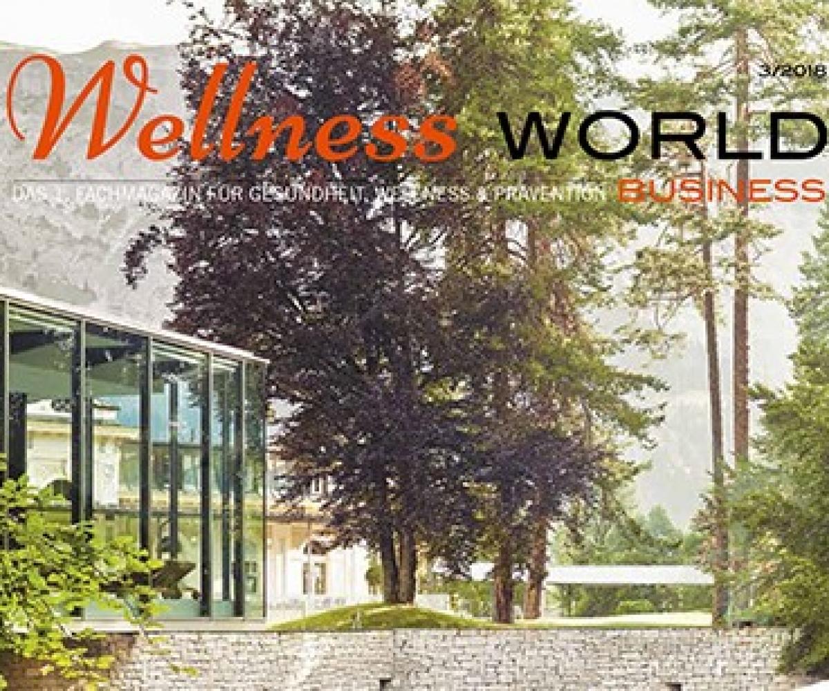 Wellness World Business Abo von Hintermayer Media
