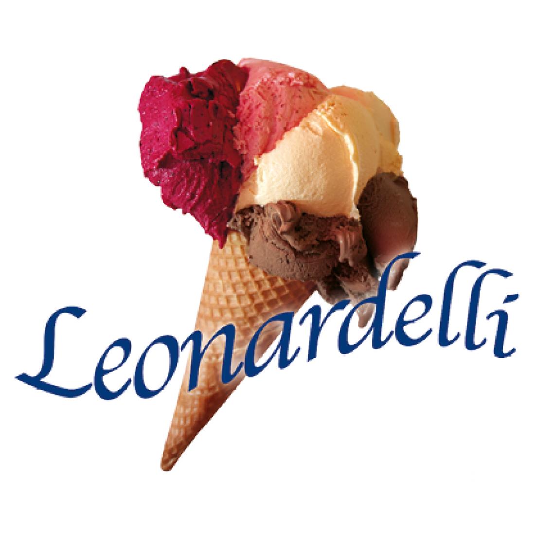 Logo Leonardelli La Gelateria