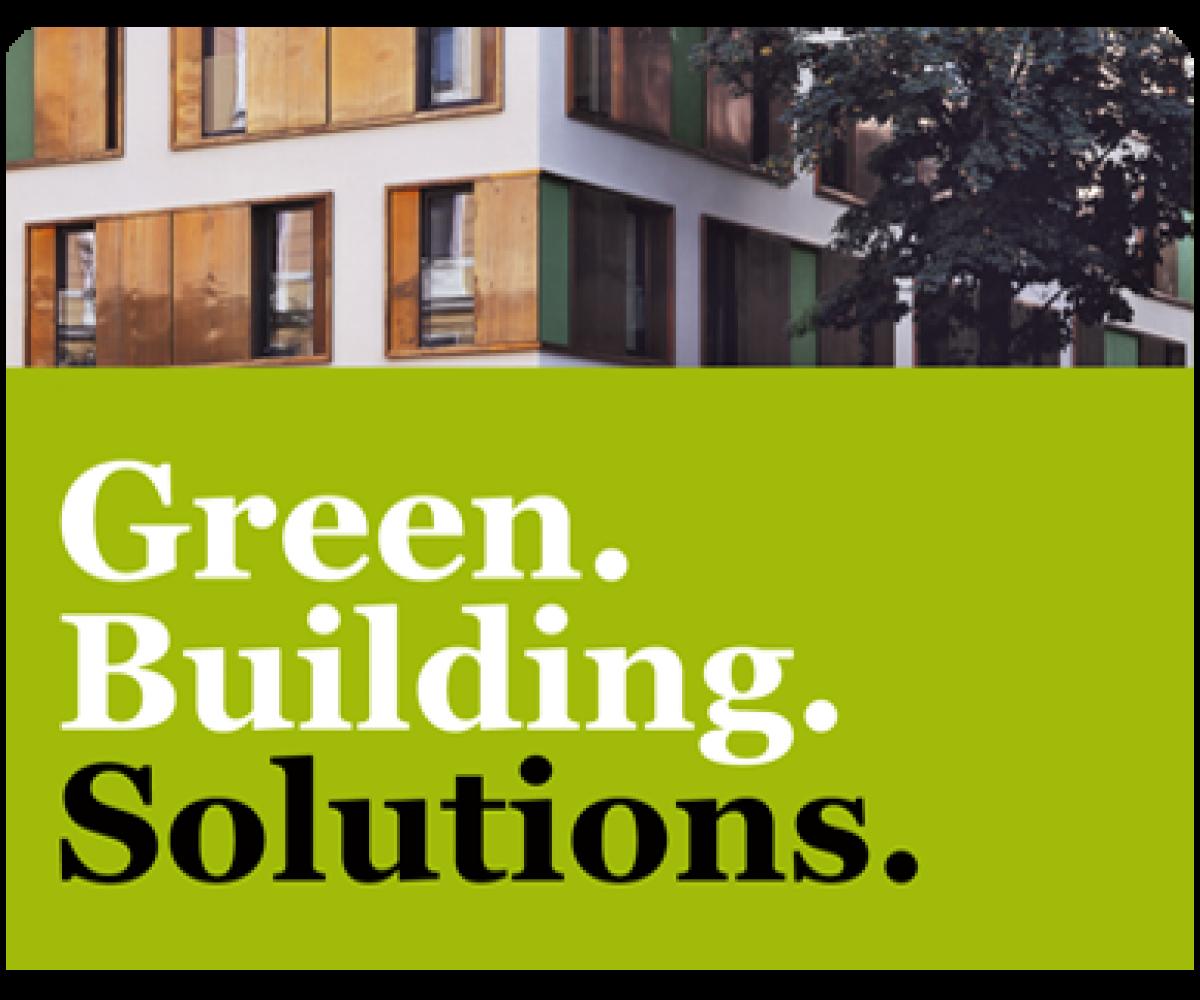 Green.Building.Solutions. Sommeruniversität von OeAD-WohnraumverwaltungsGmbH