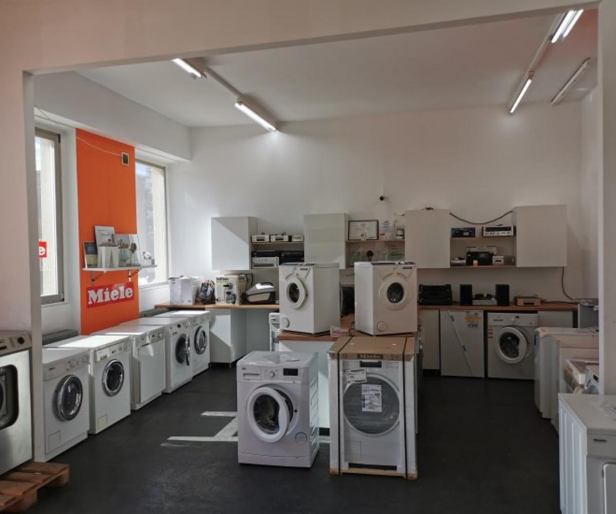 """Sorglospaket """"Saubere Wäsche"""" – Waschmaschinen und Trockner nutzen statt kaufen von Reparatur- und Service-Zentrum R.U.S.Z"""